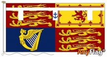 -ROYAL STANDARD OF PRINCE ANDREW ANYFLAG RANGE - VARIOUS SIZES